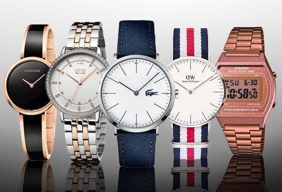 5 razões para oferecer um relógio este Natal!
