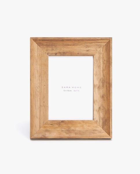 Moldura, Zara Home, 9,99€
