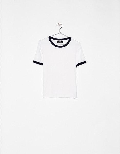 T-shirt Bershka, 7,99€ e agora a 1,99€