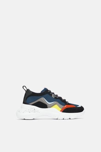 Sneakers Zara, 39,95€