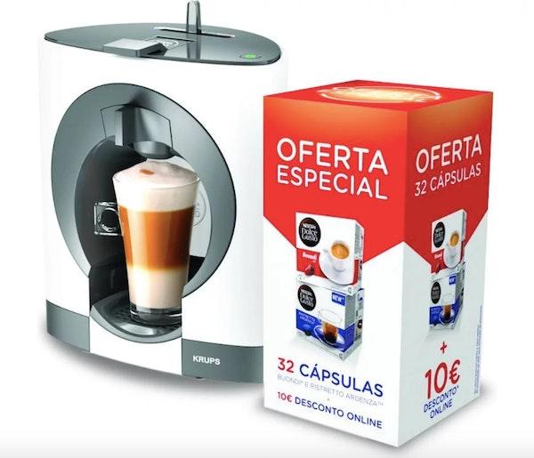 Máquina de Café, Worten, 54€