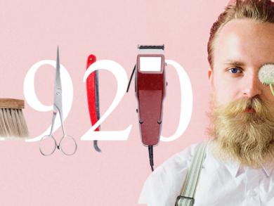Conhece a nova 1920 Barber Shop?