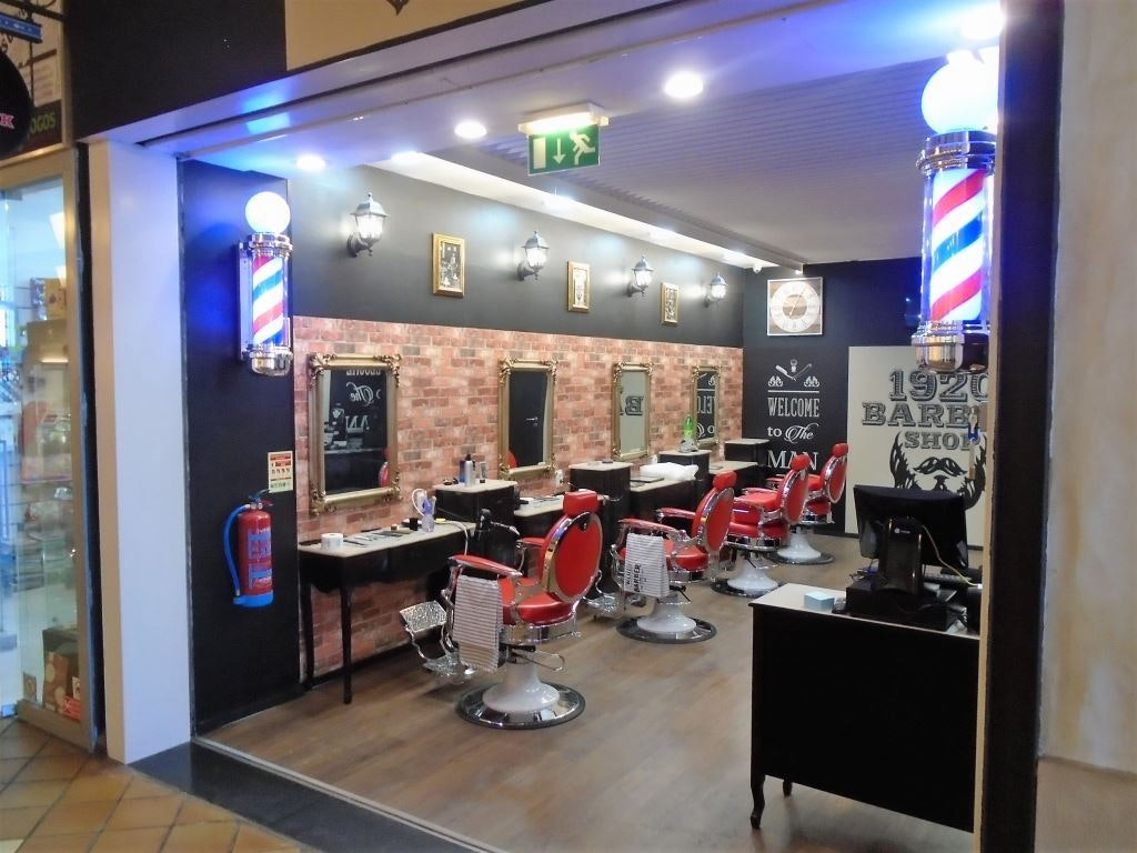 1920 Barber Shop | AlgarveShopping