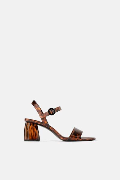 10 Sapatos da Zara Para Você Ficar de Olho # 2
