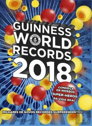 Guinness World Records 2018   27,75€
