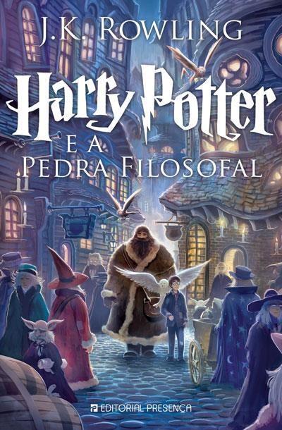 Harry Potter e a Pedra Filosofal   14,90€