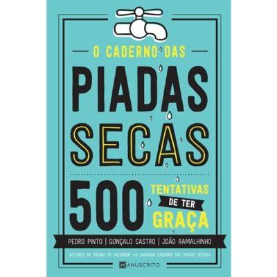 O Caderno das Piadas Secas   11,90€