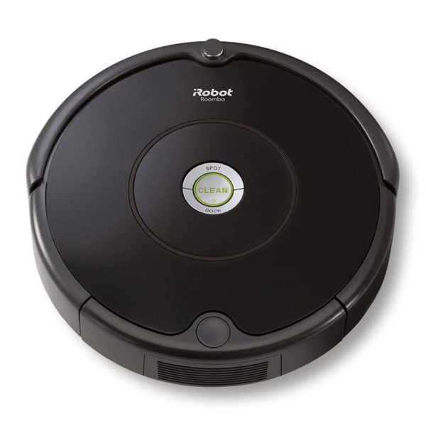 Aspirador Robô IROBOT Roomba 606, Worten, 249,99€