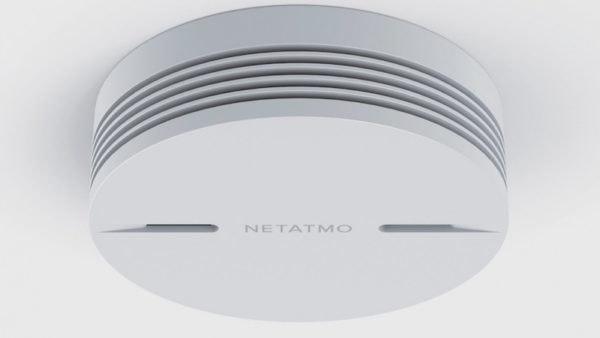 Detetor de fumo Netatmo, Worten, 99,99€