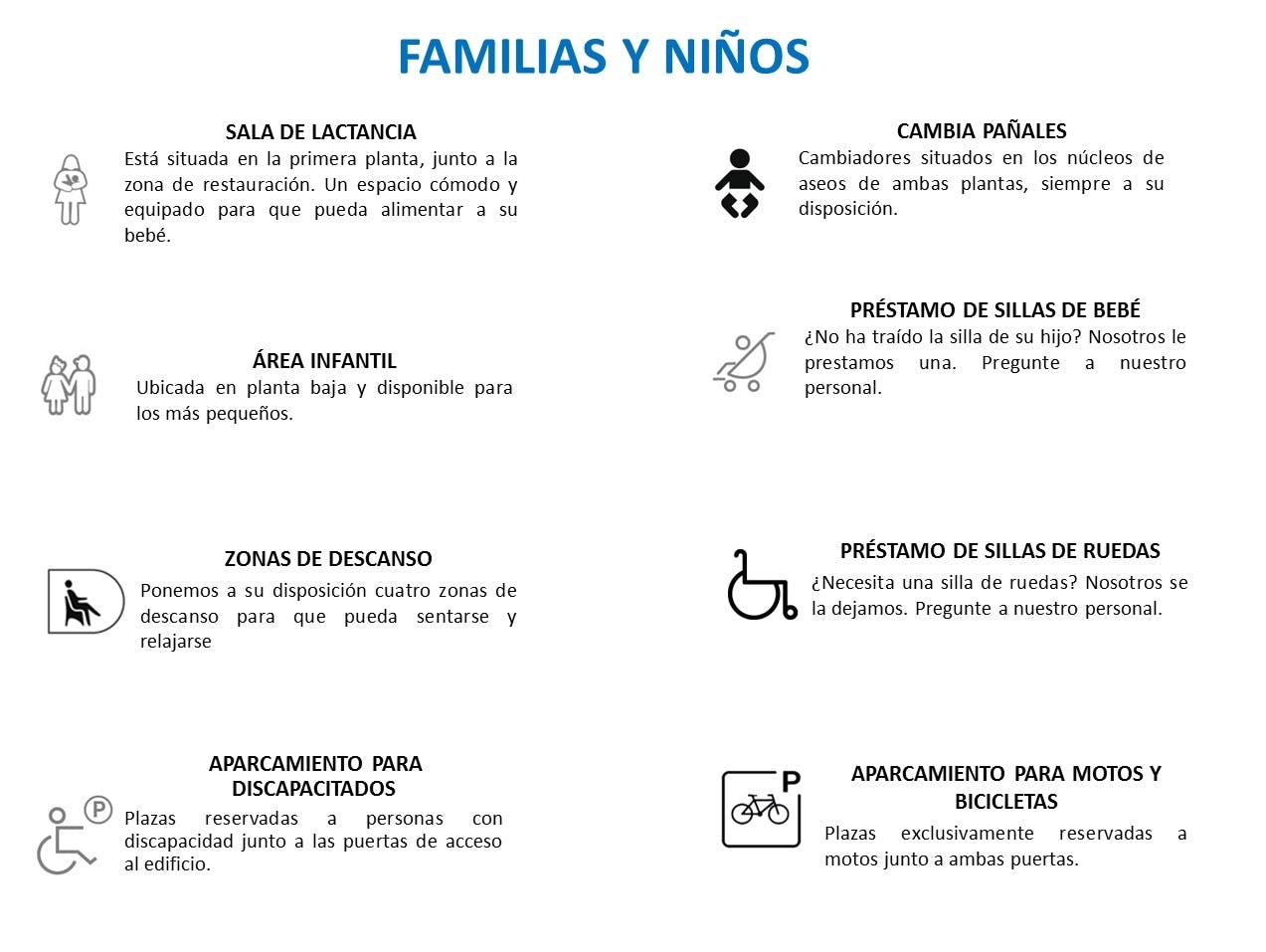 servicios familia y niños