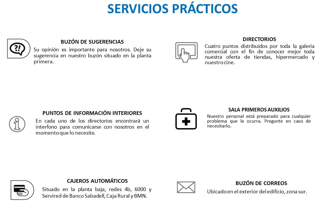 servicios practicos