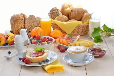 desayuno ideal niños