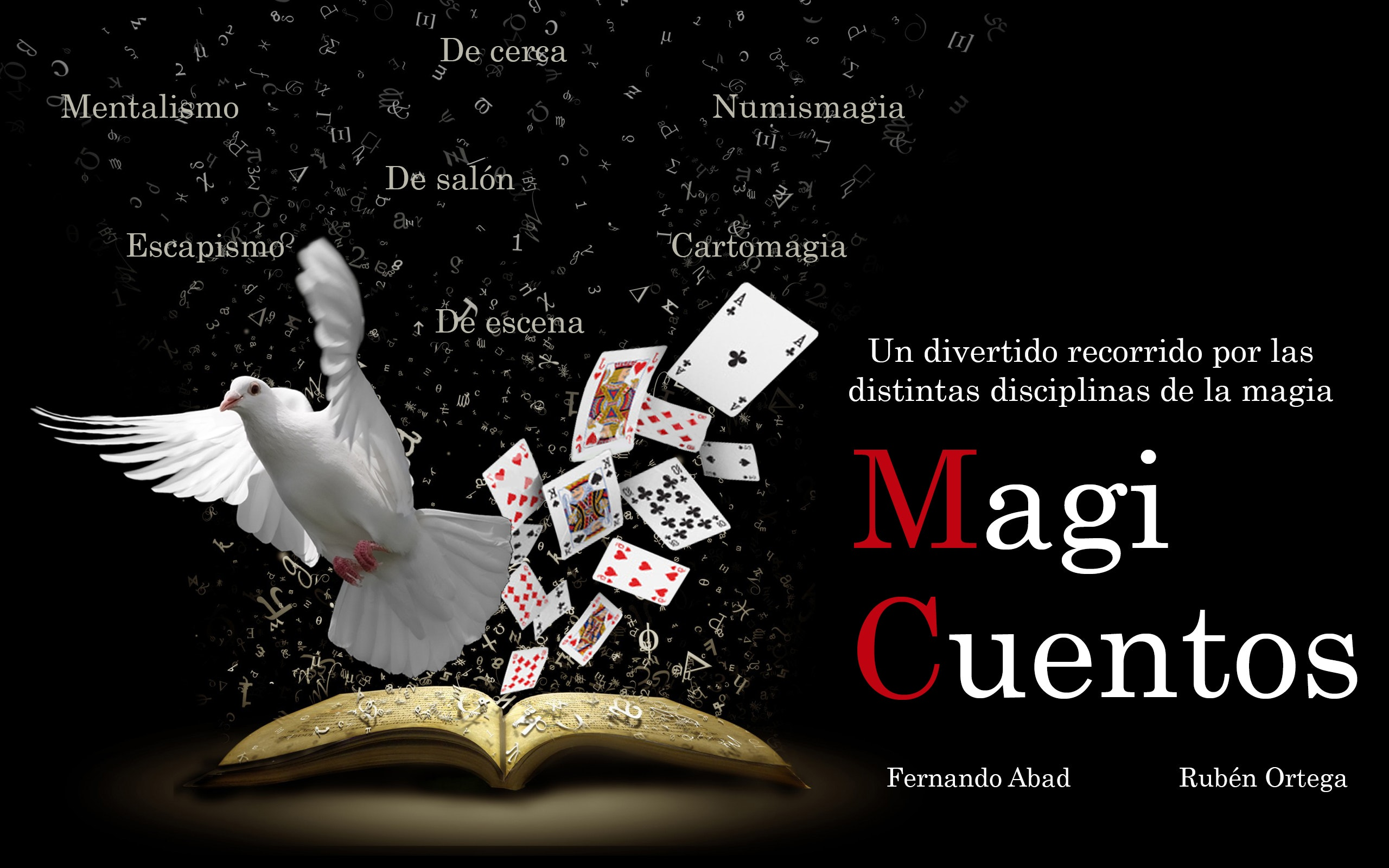 espectaculo magia