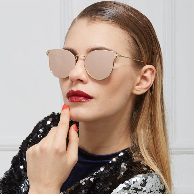 Descubre cuáles son las gafas de moda 2017