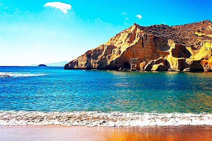Cala de los Cocederos como una de las mejores playas de Murcia