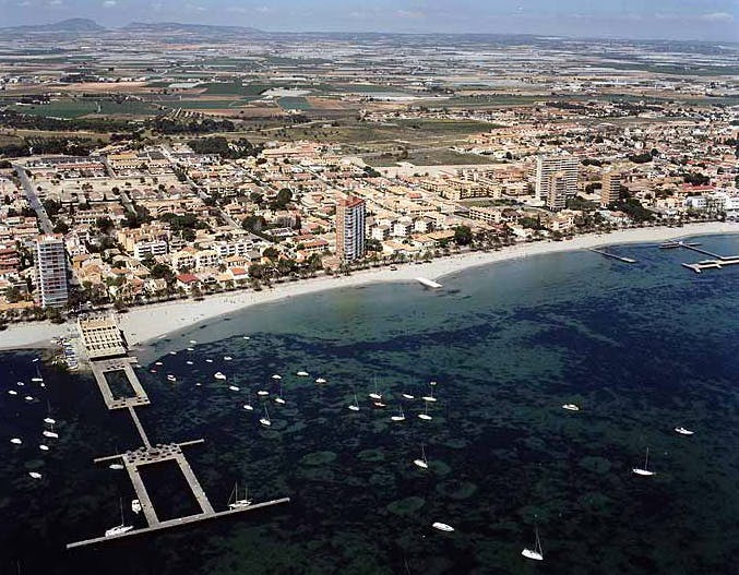 Mejores playas de San Javier
