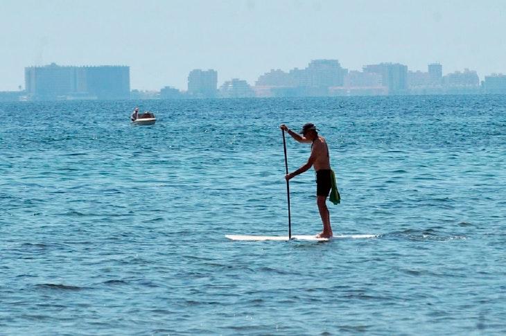 Atrévete con los deportes acuáticos en el Mar Menor