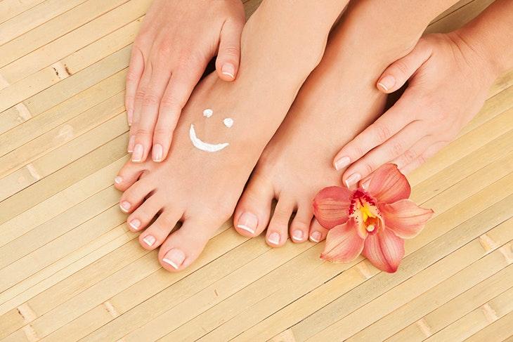 5 consejos para tener unos pies perfectos en una semana