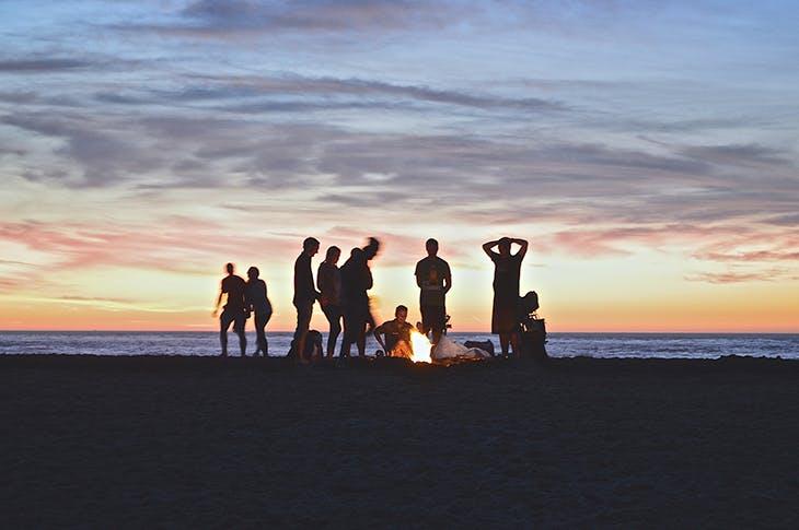 ideas para tus fiestas en la playa