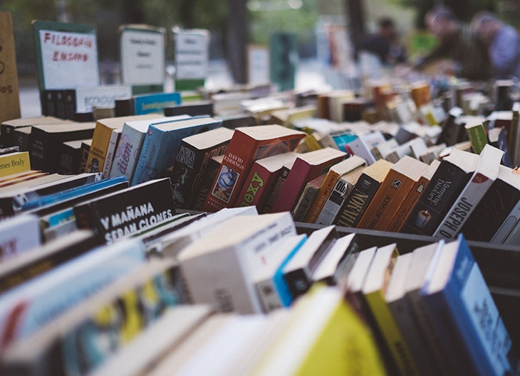 La Playa de los Libros