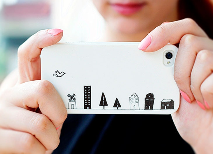 hacer tus propias fundas para móvil
