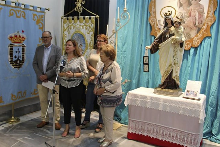 Romería de la Virgen del Carmen