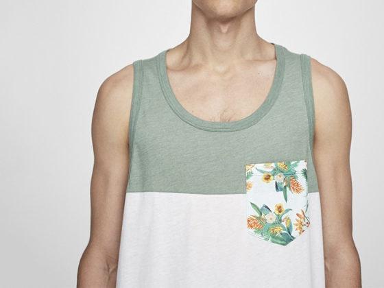 Camisetas de tirantes para hombre