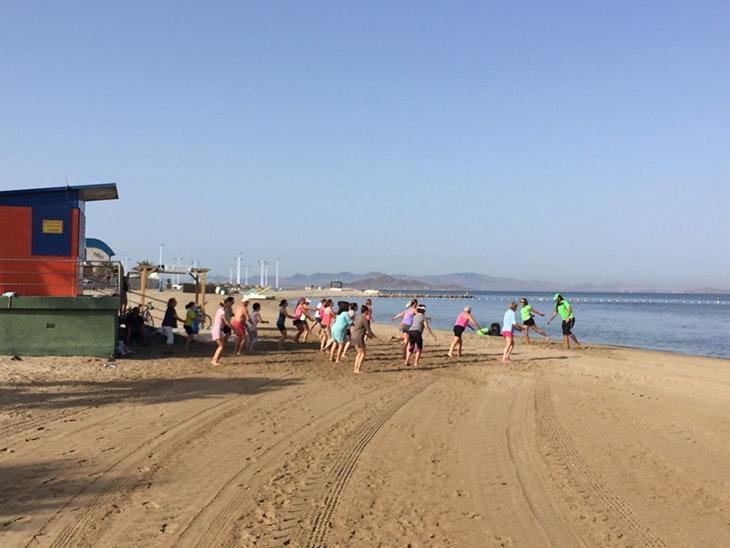 Fitness Playa