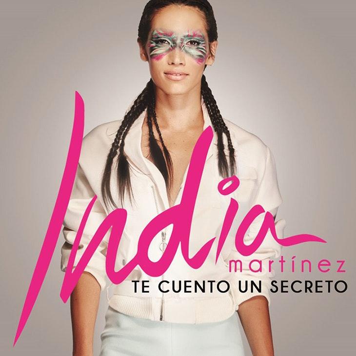 India Martínez en Los Alcázares