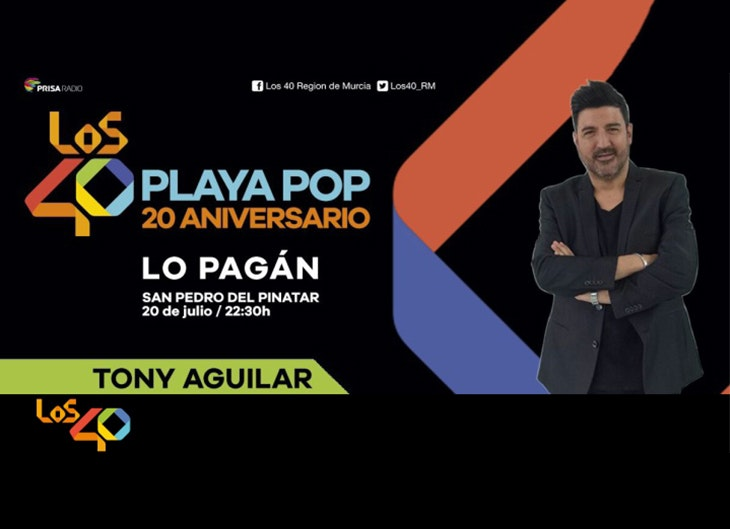 Los40 Playa Pop