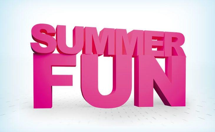 ¡Vive una aventura con Summer Fun!