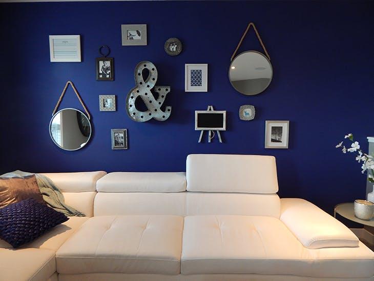 ideas para pintar un salón