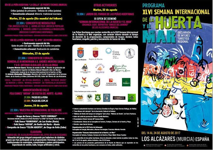 Semana Internacional de la Huerta y el MarSemana Internacional de la Huerta y el Mar