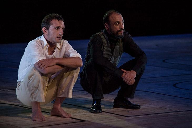 'Calígula', uno de los grandes dramas del teatro'Calígula', uno de los grandes dramas del teatro