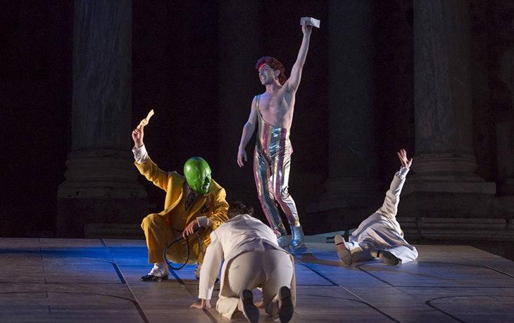 'Calígula', uno de los grandes dramas del teatro