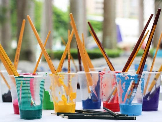 4 creativas manualidades infantiles