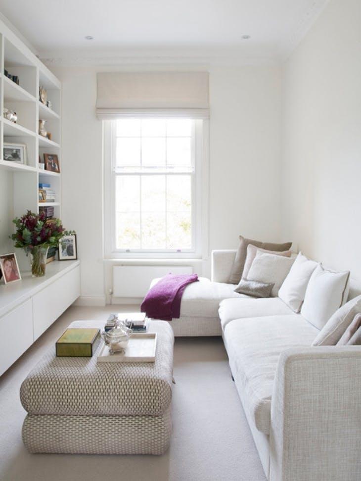 decorar casas pequeas - Como Decorar Una Casa Pequea
