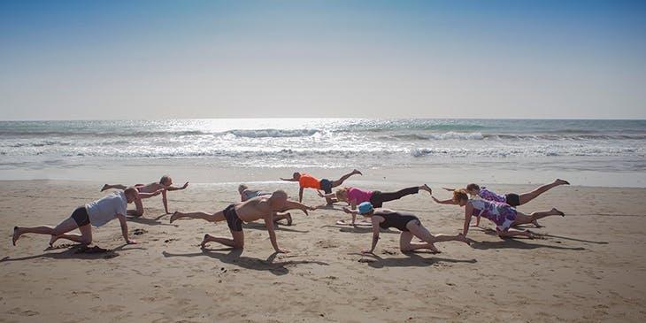 deporte en el Mar Menor