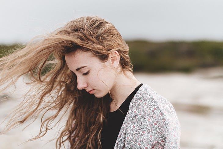 peinados con ondas
