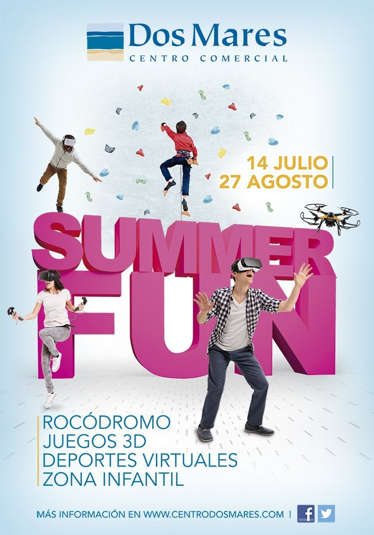Dos Mares Summer Fun