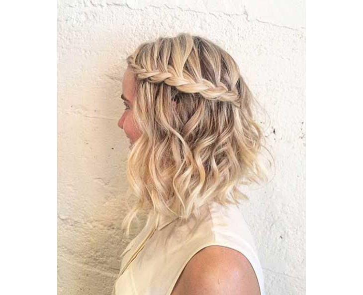 3 peinados con pelo corto para este verano