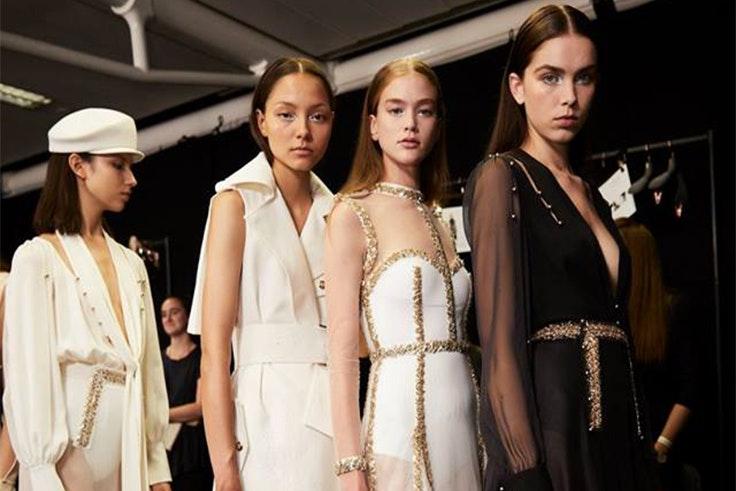 Desfile de la London Fashion Week