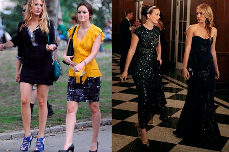 Series de moda
