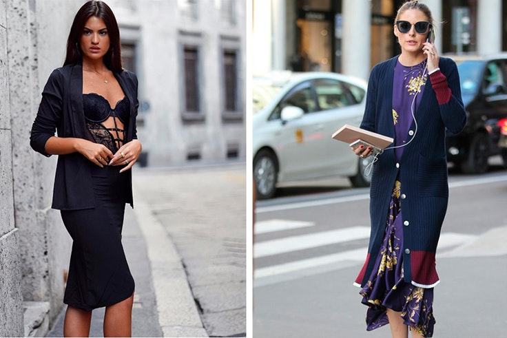 Los mejores looks de street style de Milán Fashion Week