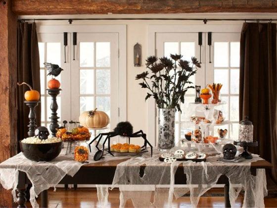 Decoración de tu hogar en Halloween