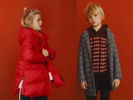 La mejor moda de niños para ir al colegio