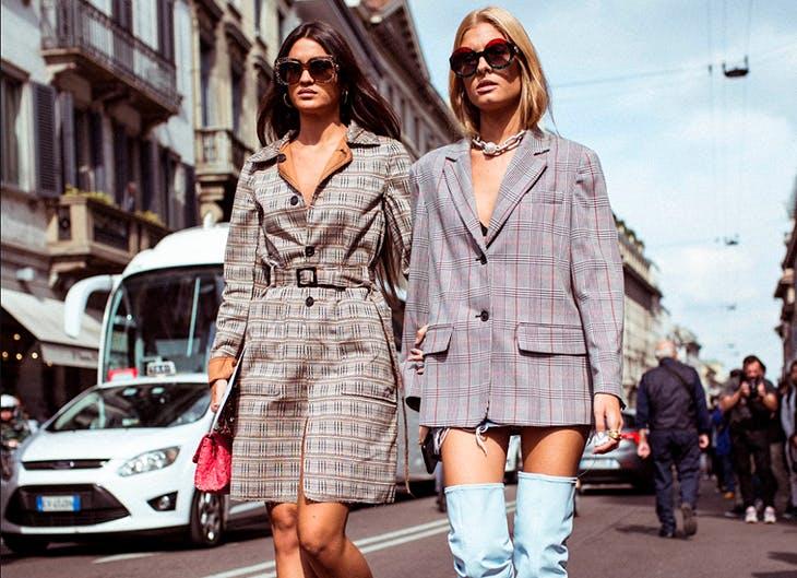 Chaquetas y abrigos estilo british