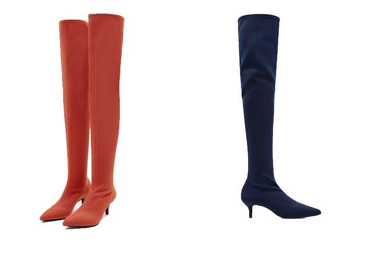 Las botas de moda para esta temporada