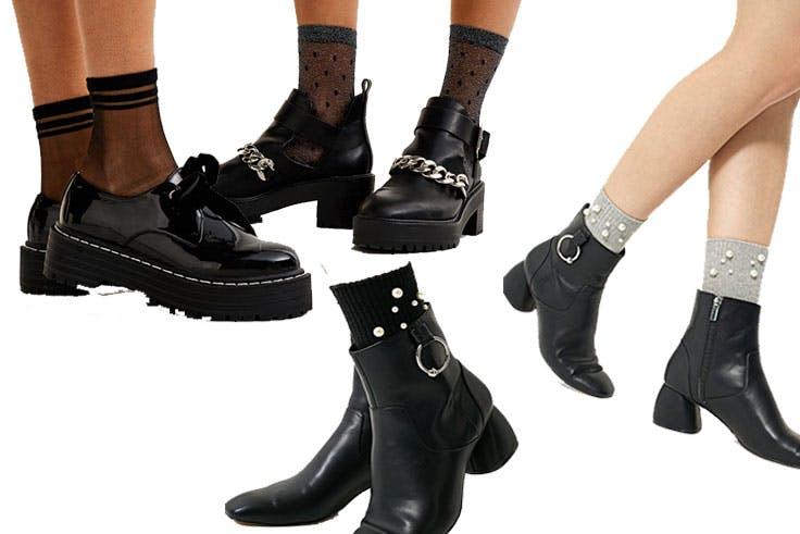 Los calcetiens de moda para esta temporada