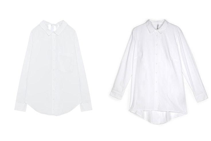 La camisa como básico de armario